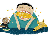 Corn Lover