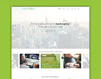 Chapter13NYC - Website Design