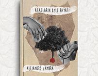 Ağaçların Özel Hayatı - Book Cover Design