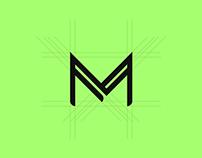 Logo Identity #1 - Miztik