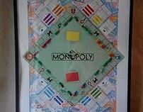 framed monopoly