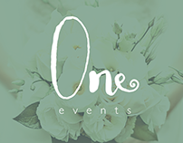 One Event | Branding