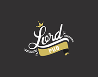 Redesign do Lord Pub