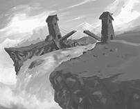 [2D] [Digital Painting] Sketch 01