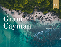 Grand Cayman Booking Website