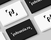 Re-Branding Fotosesia.ru