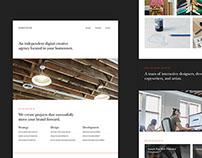 WorkStation Pro WordPress Creative Studio Shop Theme