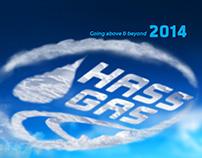 Hass Petroleum - 2014 Wall Calendar