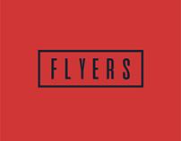 Promo Flyers