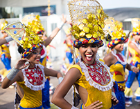 Carnival Baranquilla, Colombia