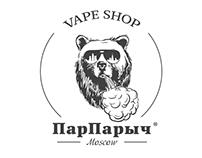 «ПарПарыч» | logo | branding