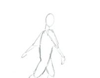 Movement Study- Walking and Running