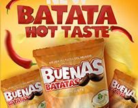 Batata Hot Taste