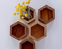 Object Photography : Handmade Woodworks