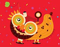 CNY 2021 Illustrations