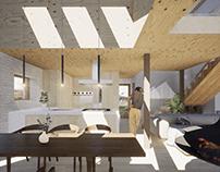 Single Family House (two-storey)