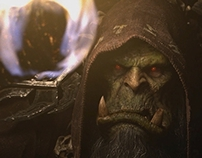 WoW: Legion Teaser Cinematic