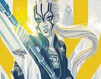 Star Trek: Boldly Go #5 Cover