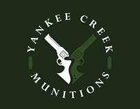 Branding: Yankee Creek Munitions