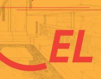 Edmund Luphahla - Architecture Portfolio Design & Logo