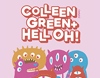 Poster | Colleen Green & Hell Oh!