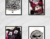 Dessins / Peintures