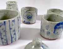 Ceramic Stacking Sets