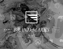 Brand Marks & Logos - 2017