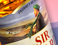 Sir Edward's - Blended Scotch Whisky, Smoky