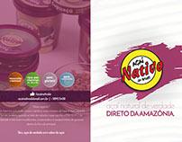 Folder Açaí Nativo