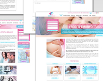 Diseño Web / Tabasco Surrogacy