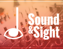 Sound&Sight | Logo Design