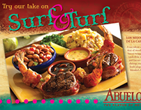 Abuelo's Direct Mailer