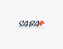 Logo - Saba International