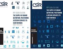 CSIR's NCIS Rebranding Proposal