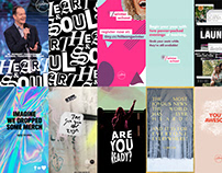 Hillsong | Various Social Media