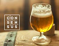 Consensus - Brewing, Branding, Marketing