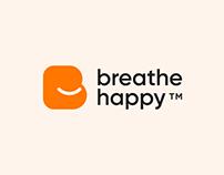Breathe Happy – Branding Concept