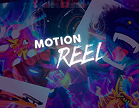 Motion Reel Oscar Creativo