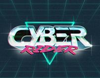 Logo - CYBER RIDER