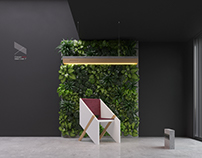 concept chair by BY