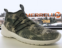 Merrell - Crawford (Intern Shoe Design Project)
