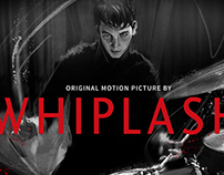 Movie 'WHIPLASH' Illustration