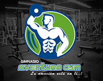Web Site Aventura gym