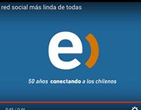Entel - La red social más linda de todas