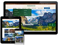 Yosemite National Park Website, www.travelyosemite.com