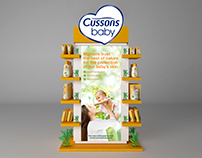 Cussons Baby - Protect Care POSM