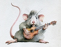 """The Rats"" #1 ""Rock'n'Roll Forever!"""
