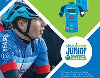 Clean Green Sea Sports Brochure
