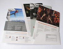 Leaflets for Hasselblad
